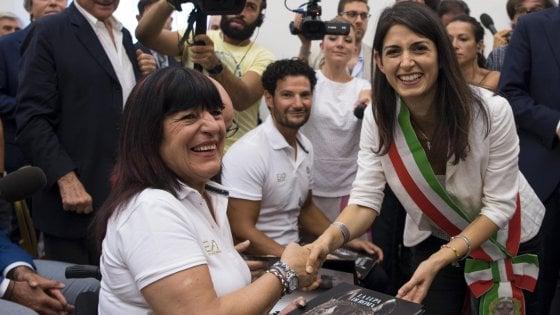 Olimpiadi a Roma, pressing sulla sindaca