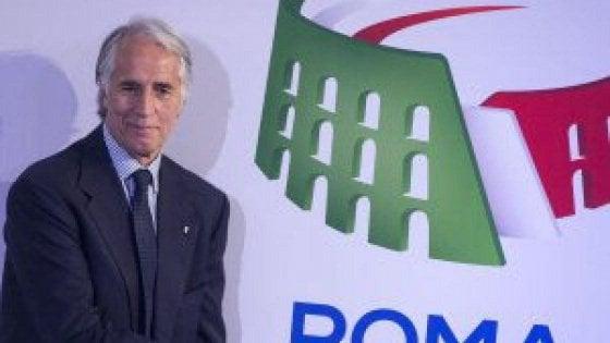 """Olimpiadi a Roma, Berdini: """"Si decide tra 10 giorni"""". Censis: """"Favorevole il 50,2% dei romani"""""""