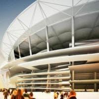 Stadio Roma, arrivato in Regione il progetto.