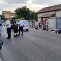 Fiumicino, schianto tra moto e microcar: tre feriti gravi