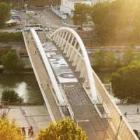 Roma, al Ponte della musica:
