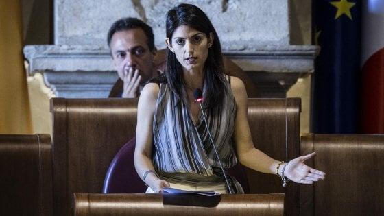 """Roma, Raggi in Campidoglio per nuove nomine. """"No a fretta mediatica"""""""