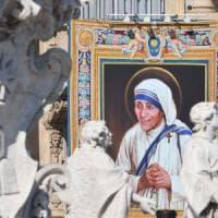 Roma, canonizzazione Madre Teresa: le relique a San Giovanni in Laterano
