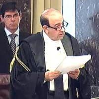 Raffaele De Dominicis, il magistrato che gridò al complotto dello