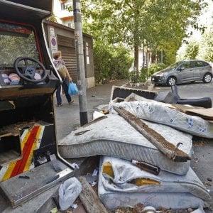 Roma, domenica campagna per lo smaltimento dei rifiuti ingombranti