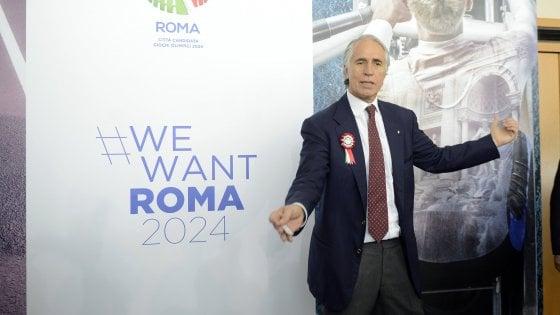 """Roma, il censimento degli impianti sportivi della Capitale. Malagò: """"Incontreremo la sindaca"""""""
