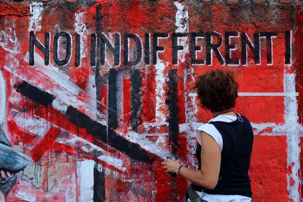 Roma, Primavalle diventa il regno della street art