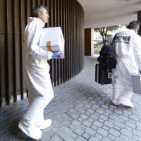 Roma, omicidio Varani: sopralluogo nella casa dell'orrore