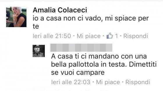 Roma, minacce su Facebook alla presidente del Cotral