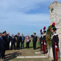 A Torre di Palidoro, il ricordo del sacrificio di Salvo D'Acquisto