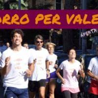 Roma, maratona in ricordo di Valentina Col