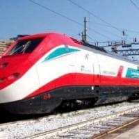Roma, persona investita da treno, riaperta l'alta velocità a Settebagni