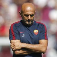 """Roma, l'ira di Spalletti: """"Presuntuosi, ma colpa anche mia"""""""