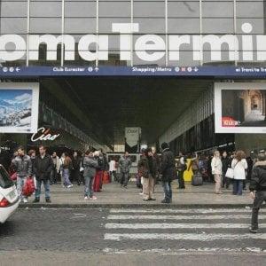 Roma via marsala il grande imbuto di termini for Affitto ufficio roma stazione termini
