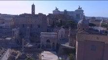 La Grande bellezza Roma vista dal drone