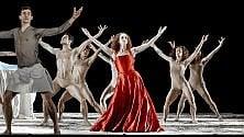 """""""Passione"""" di Emio Greco al Teatro Argentina"""