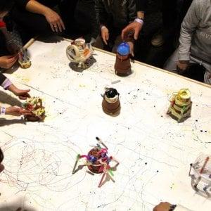 Piccoli artigiani per un giorno a explora il museo dei for Piccoli piani artistici per artigiani
