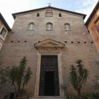 Roma, danneggiati i monumenti di Santa Prassede