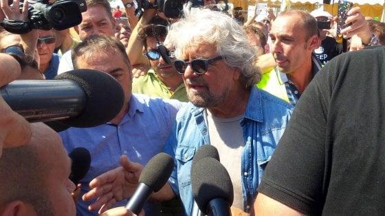 """Roma, Grillo difende Mazzillo: """"Anche io avevo tessera del Pd"""""""