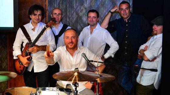 """Roma, la musica della """"Twins Father's Band"""" a sostegno del Centro clinico Nemo pediatrico"""