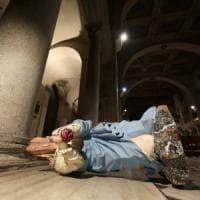 Roma, dopo Santa Prassede vandalizza le statue di altre tre chiese: arrestato