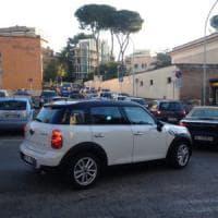 Roma, a Ponte Milvio nuova viabilità dopo il crollo