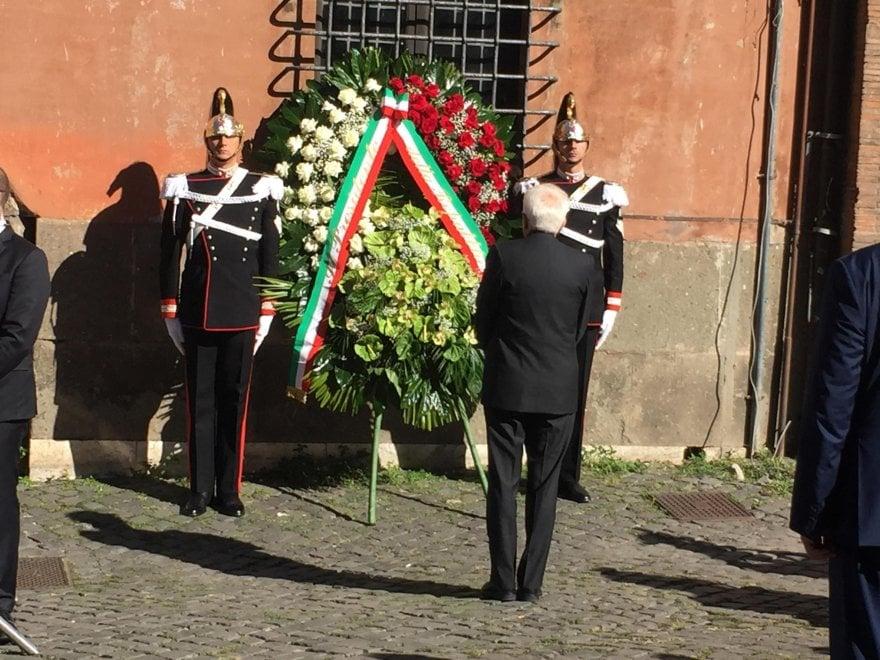 Roma, Mattarella alla mostra sul Sabato nero del Ghetto