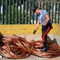 Roma, convegno internazionale contro i furti di rame