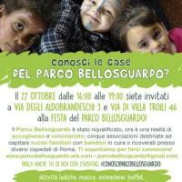 Roma, al parco Bellosguardo la festa delle associazioni per le famiglie di bimbi malati