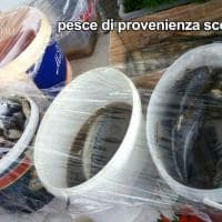 Roma, blitz a Tor di Valle: sequestrati mille chili di generi alimentari