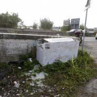Roma, rifiuti ingombranti: ecco le foto dello scempio