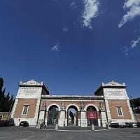Lazio, una cerimonia del Verano per i giocatori morti nella Grande Guerra