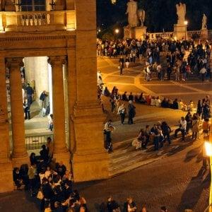 Roma, Musei capitolini aperti di notte il sabato