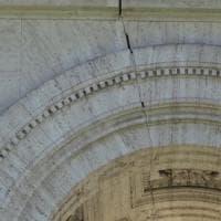 Terremoto, danni ai tesori di Roma: crepe riaperte su San Paolo e su cupola Borromini a Sant'Ivo alla Sapienza