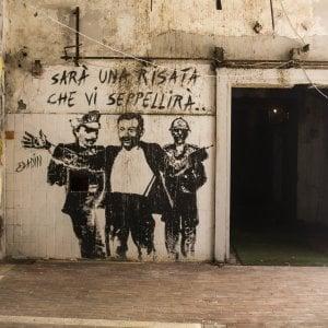 Roma,  Maam, l'ex fabbrica atelier modello dei giovani artisti