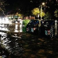 Maltempo: 2 morti a Ladispoli e Cesano. Allagamenti e alberi caduti nella Capitale
