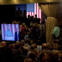 Presidenziali Usa, la lunga notte