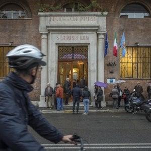 Roma, alla Garbatella negli ex bagni pubblici nasce lo spazio Moby ...
