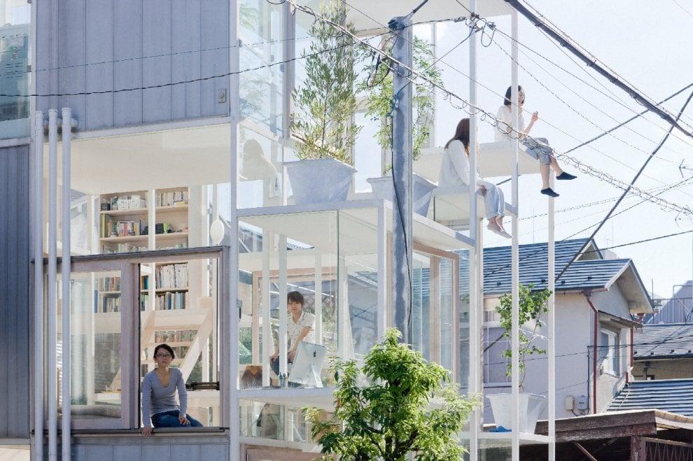 Vetro e utopia al maxxi di roma in mostra la casa for Casa di vetro contemporanea