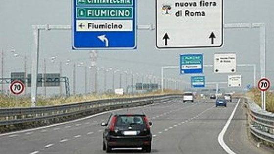 Roma anas l 39 autostrada a91 e il gra diventeranno smart for Immobili c1 roma