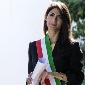 """Roma, Raggi: """"Schema di bilancio in Giunta, rispettati i termini. Torna la legalità"""""""