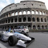 Roma, residenti contro la Formula E all'Eur: