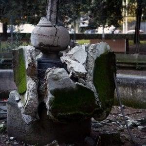 Da piazza mazzini a campo de 39 fiori ancora degrado e - Mercatino di natale piazza mazzini roma ...