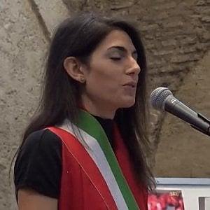 Roma, le iniziative della sindaca Raggi contro la violenza sulle donne