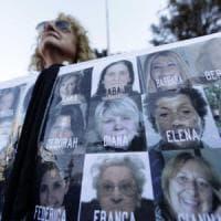 Roma, donne in piazza contro la violenza: