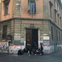 Roma, inagibile il liceo Caravillani: