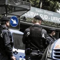 Derby nel giorno del voto, Roma sorvegliata speciale