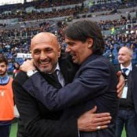 Dopo il derby Lazio-Roma, Spalletti è il leader. Inzaghi in trappola