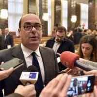 """Lazio, Zingaretti annuncia taglio tasse: """"Nel 2017 taglio dell'Irpef regionale"""""""