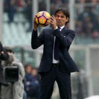 """Inzaghi tra Samp e il derby infinito: """"Chiedo rispetto per la mia Lazio"""""""